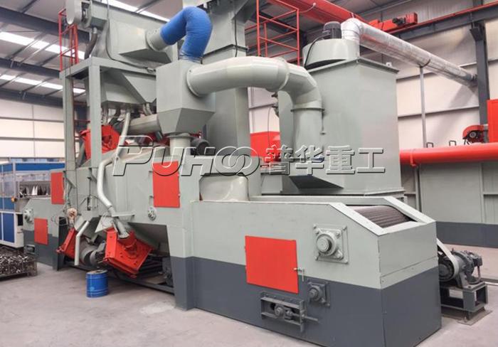 抛丸机配件的高锰钢耐磨件,在未来行业里的方向_青岛普华重工